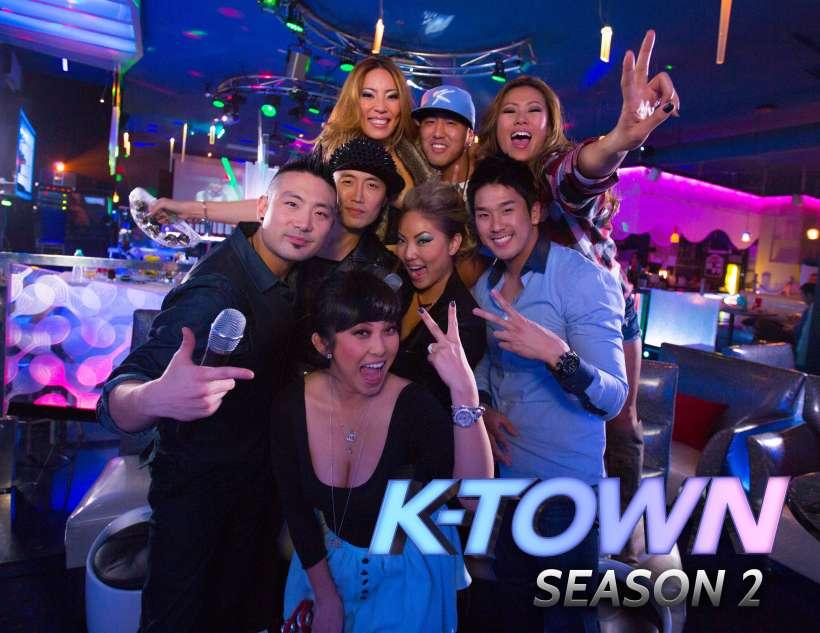 K-Town Season 2 - Office Poster