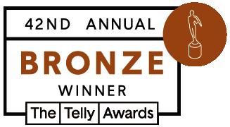 Bronze Telly Winner