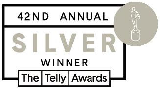 Silver Telly Winner